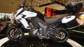 2015 Kawasaki Versys 1000 side profile at the INTERMOT 2014