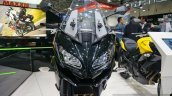 2015 Kawasaki Versys 1000 windscreen at the INTERMOT 2014