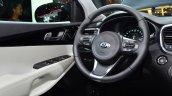 2015 Kia Sorento door trim at the 2014 Paris Motor Show