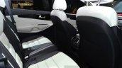 2015 Kia Sorento rear seat at the 2014 Paris Motor Show