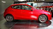 2015 Mazda2 at the 2014 Indonesia International Motor Show side
