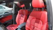 2015 Mercedes B Class front seats at the 2014 Paris Motor Show