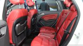 2015 Mercedes B Class rear seat at the 2014 Paris Motor Show