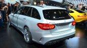 2015 Mercedes C 63 AMG Estate at 2014 Paris Motor Show