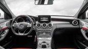 2015 Mercedes C 63 AMG S dashboard press image