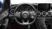 2015 Mercedes C 63 AMG dashboard low res