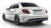 2015 Mercedes C 63 AMG rear three quarters low res