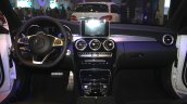 2015 Mercedes C Class at the 2014 Philippines Motor Show interior