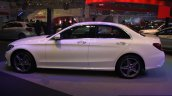2015 Mercedes C Class at the 2014 Philippines Motor Show side