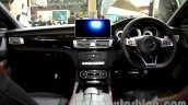 2015 Mercedes CLS dashboard at the 2014 Indonesia International Motor Show