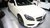 2015 Mercedes CLS front three quarters at the 2014 Indonesia International Motor Show