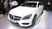 2015 Mercedes CLS front three quarters right at the 2014 Indonesia International Motor Show