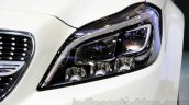 2015 Mercedes CLS headlamp at the 2014 Indonesia International Motor Show