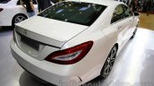 2015 Mercedes CLS rear three quarters right at the 2014 Indonesia International Motor Show