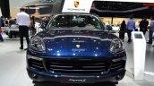 2015 Porsche Cayenne front at the Paris Motor Show 2014