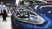 2015 Porsche Cayenne headlamp at the Paris Motor Show 2014