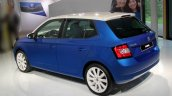 2015 Skoda Fabia images rear quarter