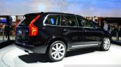 2015 Volvo XC90 black rear there quarter at the 2014 Paris Motor Show