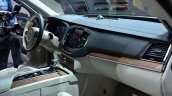 2015 Volvo XC90 passenger seat at the 2014 Paris Motor Show