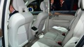 2015 Volvo XC90 rear seat at the 2014 Paris Motor Show