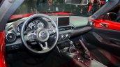 2016 Mazda MX-5 Miata dashboard at the 2014 Paris Motor Show