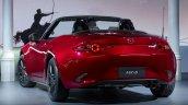 2016 Mazda MX-5 Miata rear three quarters left