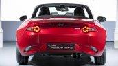 2016 Mazda MX-5 Miata rear