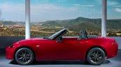 2016 Mazda MX-5 Miata roof folded