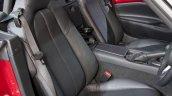 2016 Mazda MX-5 Miata seats