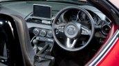 2016 Mazda MX-5 Miata steering wheel