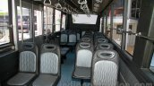 23-seat Tata LP 713 Bus at the 2014 Indonesia International Motor Show interior