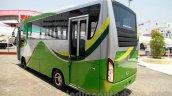 23-seat Tata LP 713 Bus at the 2014 Indonesia International Motor Show rear quarter