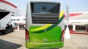 23-seat Tata LP 713 Bus at the 2014 Indonesia International Motor Show rear