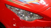 3-door Tata Vista Modified at the 2014 Indonesia International Motor Show headlight