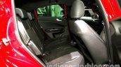 Alfa Romeo Giulietta rear seat at the 2014 Indonesia International Motor Show