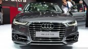 Audi A6 facelift face at the 2014 Paris Motor Show