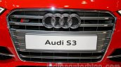 Audi S3 grille at the 2014 Indonesia International Motor Show