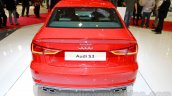 Audi S3 rear at the 2014 Indonesia International Motor Show