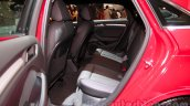 Audi S3 rear seat at the 2014 Indonesia International Motor Show