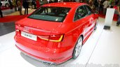 Audi S3 rear three quarters at the 2014 Indonesia International Motor Show