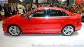 Audi S3 side profile at the 2014 Indonesia International Motor Show