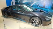 BMW i8 front three quarters at the 2014 Indonesia International Motor Show