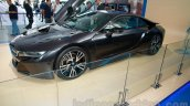 BMW i8 side at the 2014 Indonesia International Motor Show