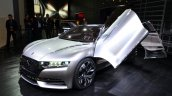 Citroen Divine DS Concept front three quarters at the 2014 Paris Motor Show