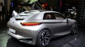 Citroen Divine DS Concept rear three quarters right at the 2014 Paris Motor Show