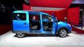 Dacia Dokker Stepway doors open at the 2014 Paris Motor Show