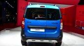 Dacia Dokker Stepway rear at the 2014 Paris Motor Show