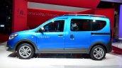Dacia Dokker Stepway side at the 2014 Paris Motor Show