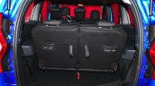 Dacia Lodgy Stepway boot space at the 2014 Paris Motor Show