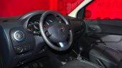 Dacia Lodgy Stepway interior at the 2014 Paris Motor Show